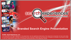 Branded Search Engine Presentation